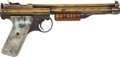 Handguns:Other, Benjamin Air Rifle Company Model 132 Pump Pellet Pistol....