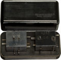 Arms Accessories:Tools, Rare Combination Colt, S & W and Hi-Standard Gunsmith Timing Block Kit by Dem-Bart Company....