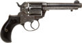 "Handguns:Single Action Revolver, Colt Model 1877 ""Lightning"" Double Action Revolver.. ..."