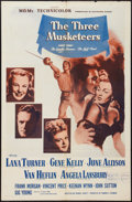 """Movie Posters:Swashbuckler, The Three Musketeers (MGM, R-1954). International One Sheet (27"""" X 41""""). Swashbuckler.. ..."""