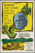 "Movie Posters:Science Fiction, Village of the Damned (MGM, 1960). One Sheet (27"" X 41""). ScienceFiction.. ..."