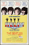 """Movie Posters:Rock and Roll, Help! (United Artists, 1965). One Sheet (27"""" X 41""""). Rock andRoll.. ..."""