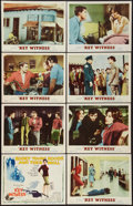 """Movie Posters:Crime, Key Witness (MGM, 1960). Lobby Card Set of 8 (11"""" X 14""""). Crime.. ... (Total: 8 Items)"""