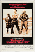 "Movie Posters:Blaxploitation, The Legend of Nigger Charley (Paramount, 1972). One Sheet (27"" X41""). Blaxploitation.. ..."