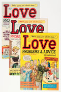 Golden Age (1938-1955):Romance, True Love Problems and Advice Illustrated #3-52 File Copy Group(Harvey, 1949-58) Condition: Average VF.... (Total: 50 Comic Books)
