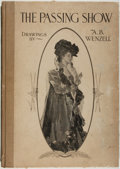 Books:Art & Architecture, A. B. Wenzell [illustrator]. The Passing Show. New York: Collier & Son, 1903. First edition, first printing. Folio. ...