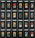 Baseball Cards:Sets, 1909-11 T206 White Borders Near Set (518) -#3 On the SGC SetRegistry! ...