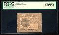 Colonial Notes:Continental Congress Issues, Continental Currency November 2, 1776 $7 PCGS Choice About New58PPQ.. ...