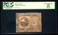 Colonial Notes:Continental Congress Issues, Continental Currency May 9, 1776 $6 PCGS Apparent Choice About New55.. ...