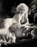 Photographs, GEORGE HURRELL (American, 1904-1992). Portfolio I (Ten Photographs), circa 1937. Gelatin silver, 1979. 14 x 11 inches (3...