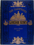 Books:Periodicals, The Illustrated London News. Volume 129 (July 7 to December29, 1906). [London: Illustrated London News, 1906]. Firs...