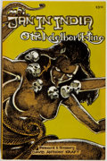 Books:Fiction, Otis Adelbert Kline. Jan in India. Lakemont: Fictioneer Books, 1974. First edition, first printing. Octavo. 190 page...