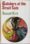 Books:Horror & Supernatural, Russell Kirk. Watchers at the Strait Gate. [Sauk City]: Arkham House, [1984]. First edition, first printing. Octavo....