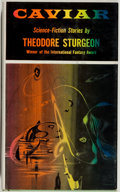 Books:Science Fiction & Fantasy, Theodore Sturgeon. Caviar. New York: Ballantine Books,[1955]. First edition, first printing. Currey binding (A). Tw...
