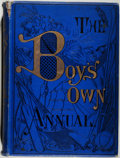 Books:Periodicals, The Boy's Own Annual. Volume 14 (October 3, 1891 toSeptember 24, 1892). [London: Boy's Own Paper, 1891-1892]. First...