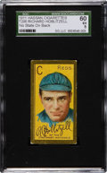 Baseball Cards:Singles (Pre-1930), 1911 T205 Hassan R. Hoblitzell, No Stats SGC 60 EX 5 - Among TheFinest Known! ...