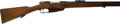 Long Guns:Bolt Action, Turkish Gewehr Model 1888 Bolt Action Rifle....