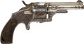 Handguns:Single Action Revolver, Factory Engraved Merwin Hulbert & Company First Pocket Model Single Action Revolver....