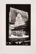 Fine Art - Work on Paper:Print, LOUIS LOZOWICK (American, 1892-1973). Hanover Square, 1929.Lithograph. Image: 14-3/4 x 9 inches (37.5 x 22.9 cm). Sheet...