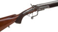Long Guns:Other, .500 Express Leeson Hammer Black Powder Double Rifle....