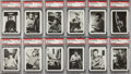 "Non-Sport Cards:Sets, 1967 Leaf ""Star Trek"" Complete Set (72) - #9 on the PSA SetRegistry. ..."