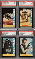 "Non-Sport Cards:Lots, 1977 Wonder Bread ""Star Wars"" Collection (650). ..."