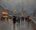 Paintings, EDOUARD-LÉON CORTÈS (French, 1882-1969). Le Pont au Change, Paris. Oil on canvas. 18 x 21-1/2 inches (45.7 x 54.6 cm). S...