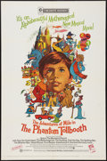 "Movie Posters:Animation, The Phantom Tollbooth (MGM, R-1971). One Sheet (27"" X 41""). Style B. Animation. Children's Matinee Title: The Adventures o..."