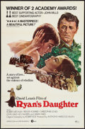 "Movie Posters:Drama, Ryan's Daughter (MGM, 1970). One Sheet (27"" X 41"") Style C. Drama.. ..."