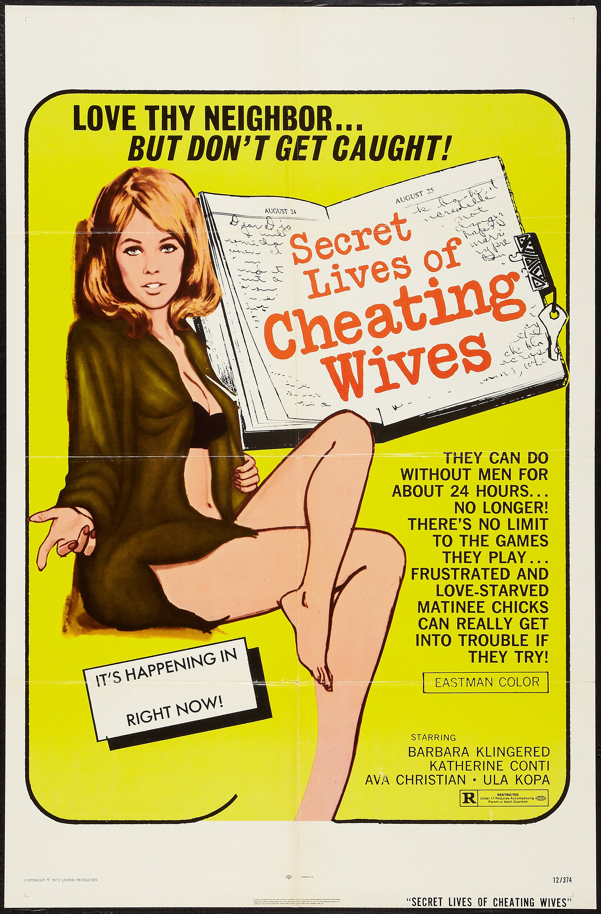 Secret Lives of Cheating Wives and Other Lot (United Producers, | Lot #51405 | Heritage Auctions