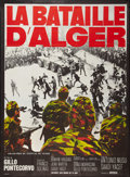 "Movie Posters:War, The Battle of Algiers (Universal, 1968). French Grande (47"" X 63"").War.. ..."
