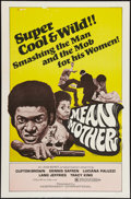 "Movie Posters:Blaxploitation, Mean Mother & Others Lot (Independent-International, 1974). OneSheets (3) (27"" X 41""). Blaxploitation.. ... (Total: 3 Items)"