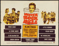 "Movie Posters:Rock and Roll, Mister Rock and Roll (Paramount, 1957). Half Sheet (22"" X 28"") Style A. Rock and Roll.. ..."
