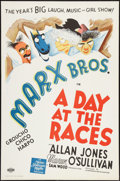 """Movie Posters:Comedy, A Day at the Races (2002). S2/AFI One Sheet (27"""" X 41""""). Comedy....."""