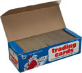 Baseball Cards:Sets, 1971 Topps Baseball Series 3 Vending Box. ...