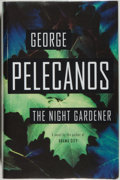 Books:Mystery & Detective Fiction, George Pelecanos. SIGNED. The Night Gardner. New York:Little, Brown and Company, 2006. First edition. Signed ...
