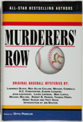 Books:Mystery & Detective Fiction, Elmore Leonard, Lawrence Block, Thomas Perry et al. SIGNED.Murderers' Row. Beverly Hills: New Millennium Press,...