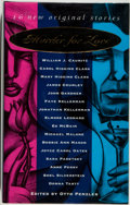 Books:Mystery & Detective Fiction, Otto Penzler, editor. SIGNED. Murder For Love. New York:Delacorte Press, 1996. First edition. Signed by contr...