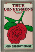 Books:Mystery & Detective Fiction, John Gregory Dunne. SIGNED. True Confessions. New York: E.P. Dutton, 1977. First edition. Signed by the autho...
