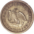 1836 P2C Two Cents, Judd-54, Pollock-57, Low R.6, PR62 Brown ANACS. 1836 was an important year for pattern production. T...
