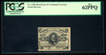 Fractional Currency:Third Issue, Fr. 1238 5¢ Third Issue PCGS New 62PPQ.. ...