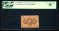 Fractional Currency:First Issue, Fr. 1230 5¢ First Issue PCGS Choice About New 58.. ...