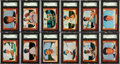 Baseball Cards:Sets, 1955 Bowman Baseball High Grade Complete Set (320)....