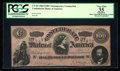 """Confederate Notes:1864 Issues, CT65 """"Havana"""" Counterfeit $100 1864.. ..."""