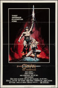 "Movie Posters:Action, Conan the Barbarian (Universal, 1982). MP Graded One Sheet (27"" X 41""). Action.. ... (Total: 2 Items)"