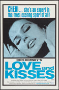 "Movie Posters:Adult, Love and Kisses (Eve Productions, 1971). One Sheet (27"" X 41""). Adult.. ..."