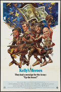 "Movie Posters:War, Kelly's Heroes (MGM, 1970). One Sheet (27"" X 41""). War.. ..."