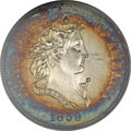 Patterns, 1859 P50C Half Dollar, Judd-237, Pollock-293, R.4, PR62 PCGS....