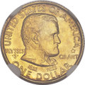 Commemorative Gold, 1922 G$1 Grant With Star MS67+ ★ NGC....