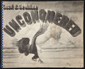 "Movie Posters:Adventure, Unconquered (Paramount, 1947). Program (Multiple Pages, 13.5"" X16.5""). Adventure.. ..."